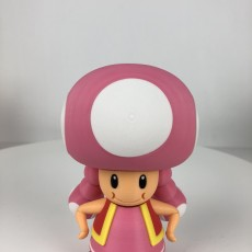 Picture of print of Toadette from Mario games - Multi-color Questa stampa è stata caricata da Andrew Wu