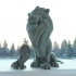 Stormwind Lion Statue image