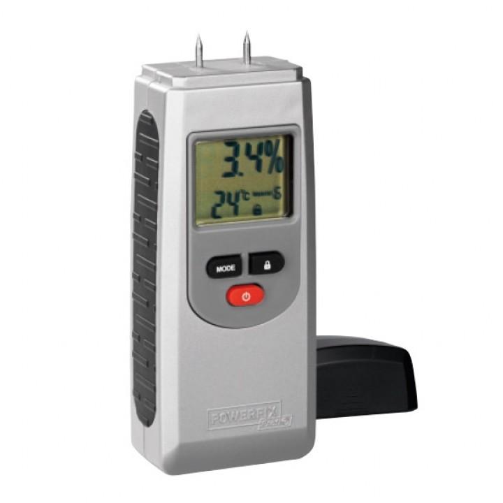 Powerfix Profi Moisture Meter Battery Cover