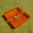 [WIP] 75mm grodan cube cover w/ watering holes image