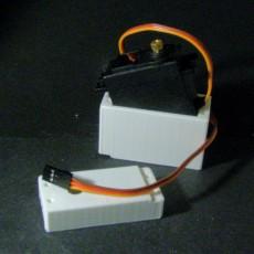 Robot servo wrapper for JX servo pdi-hv2060mg 60kg/cm servo
