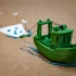 FIN the little Trawler (visual benchy) image