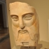 Mask of the River God Achelous (with base) image