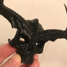Picture of print of Surtur's Crown from 'Thor Ragnarok'