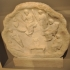 Votive relief with a Gathering of Gods in a Grotto Sanctuary image