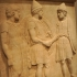 Funerary Relief of Sosias and Kephisodoros image