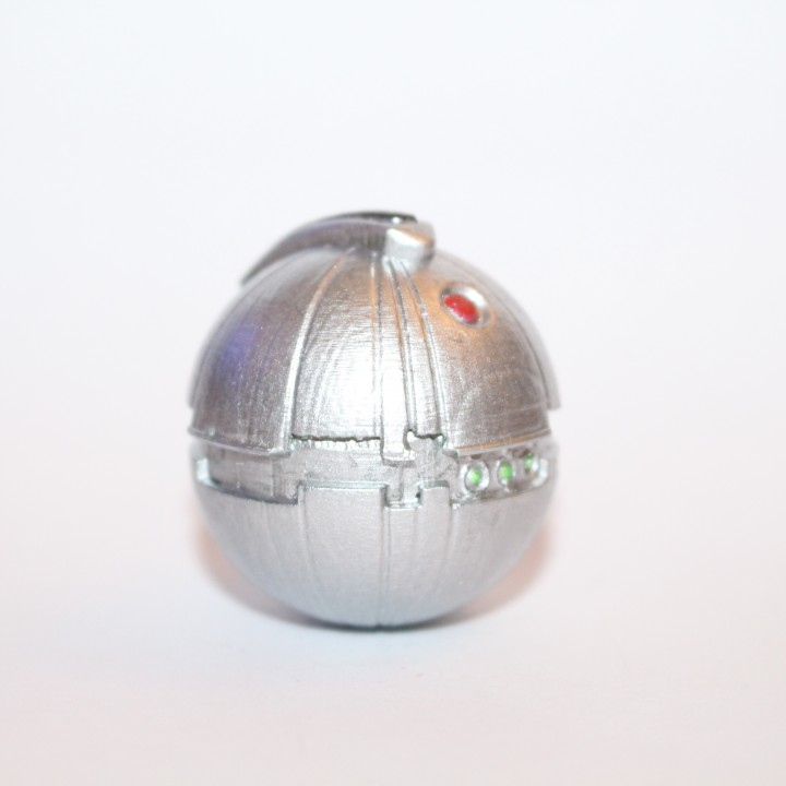 Thermal Detonator from Starwars and Battlefront 1/2