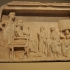 Votive Relief for the Healing Gods Asclepius and Hygieia image