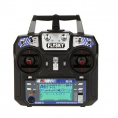 FS-T4A FlySky R/C Transmitter battery Cover