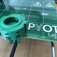 Picture of print of CogBot - Moving cog robot!
