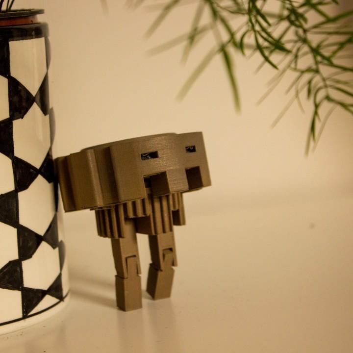 CogBot - Moving cog robot!