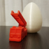 Surprise Egg #5 - Tiny Fire Truck print image