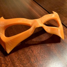 Picture of print of Superhero Mask