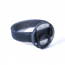 Picture of print of Red Lantern Ring - Low Profile