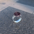 Red Lantern Ring - Low Profile image