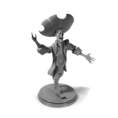 Picture of print of Stan the Salesman fan art articulated figure