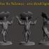 Stan the Salesman fan art articulated figure image