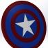 Marvel - Captain America's shield image