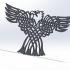 Celtic Bald eagle image