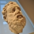 Head from the Funerary Monument of an Athenian Officer image