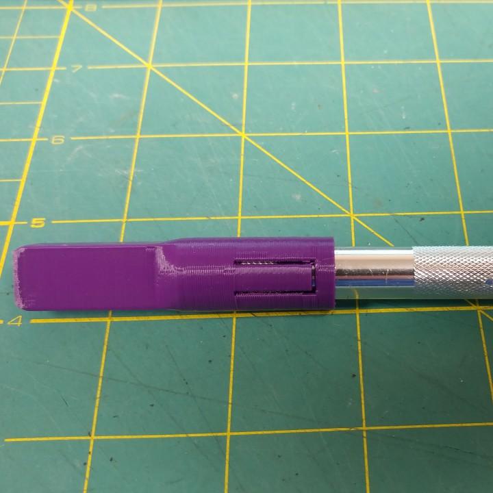 #2 Hobby Knife Cap