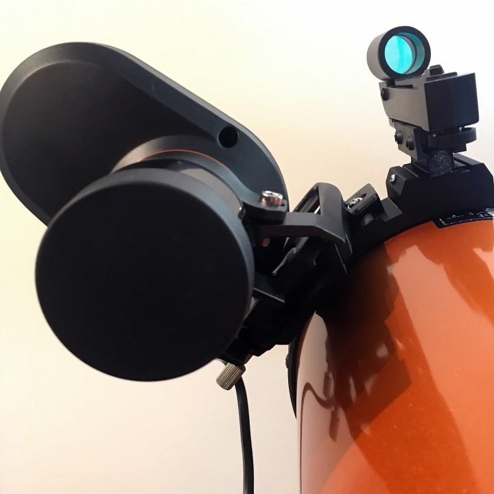 Celestron 6SE Starsense & finder adapter