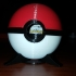 Switch & 3Ds/Ds Cartridge Case - Pokeball image