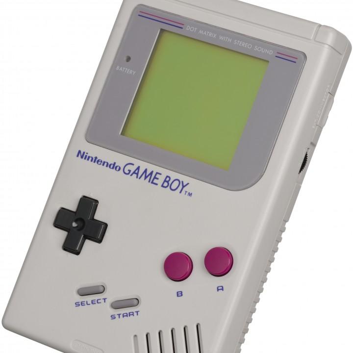 Game Boy (Nintendo) - Battery Door