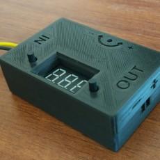 Case for DC-DC Converter Adjustable Step-Down Module
