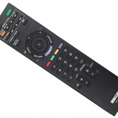 Sony TV remote battery cover