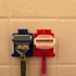 His and Hers Razor Holder image