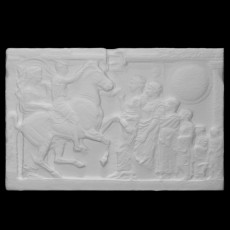 Votive Relief for a Hero