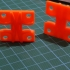 X axis Belt Clamp for Flsun Cube image
