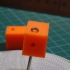 Y axis Belt Clamp for Flsun Cube image