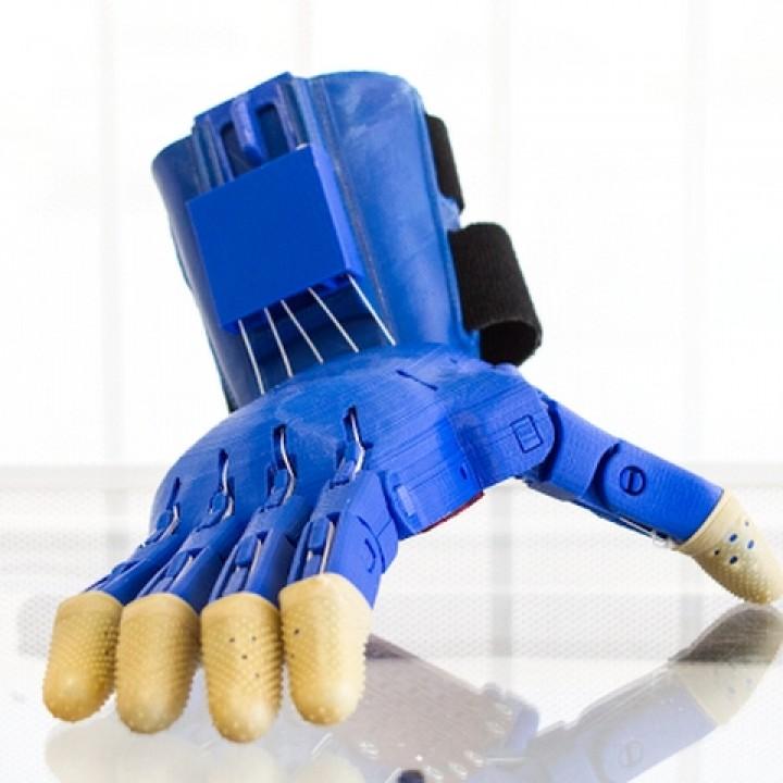 e-Nable Phoenix Hand v2