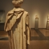 Statue of a Young Woman Wearing a Peplos image