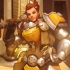 Overwatch Brigitte - Belt disc image