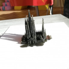 Picture of print of Sagrada Familia, Complete - Barcelona This print has been uploaded by Amanda