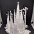 Sagrada Familia, Complete - Barcelona print image