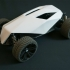 Toy RC Car Redesign - Skull Body image