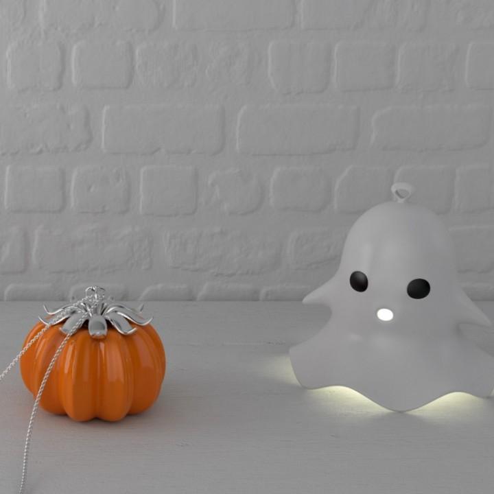 Halloween Ghost Decoration