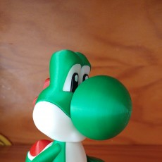 Picture of print of Yoshi from Mario games - Multi-color Questa stampa è stata caricata da Luis