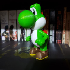 Picture of print of Yoshi from Mario games - Multi-color Questa stampa è stata caricata da J