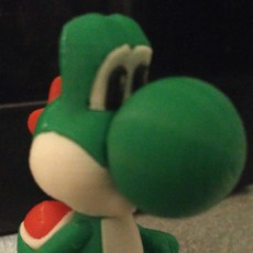 Picture of print of Yoshi from Mario games - Multi-color Cet objet imprimé a été téléchargé par Crystal Thomas
