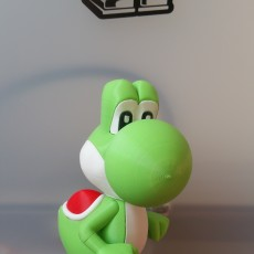Picture of print of Yoshi from Mario games - Multi-color Cet objet imprimé a été téléchargé par ChrisCross