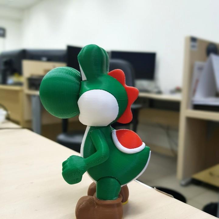 Yoshi from Mario games - Multi-color