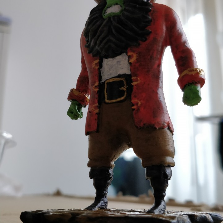 Captain LeChuck - Monkey Island