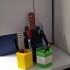 Modular USB & Pen Holder 3000 print image