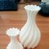 Slender Spiral Vase image