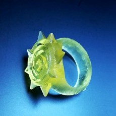 Picture of print of Hearthstone Ring
